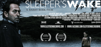 Sleepers Wake Movie Banner
