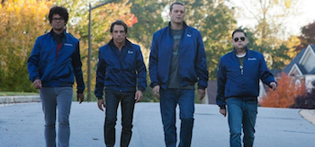 Ben Stiller Vince Vaughn Jonah Hill The Watch