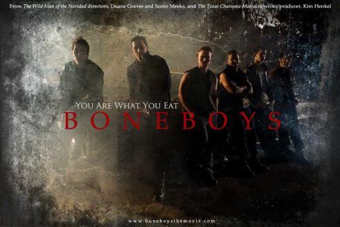 Boneboys Movie Poster