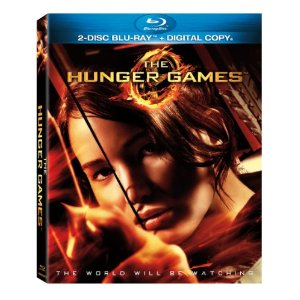 The Hunger Games Bluray