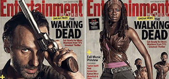 The Walking Dead Season 3 Entertainment Weekly