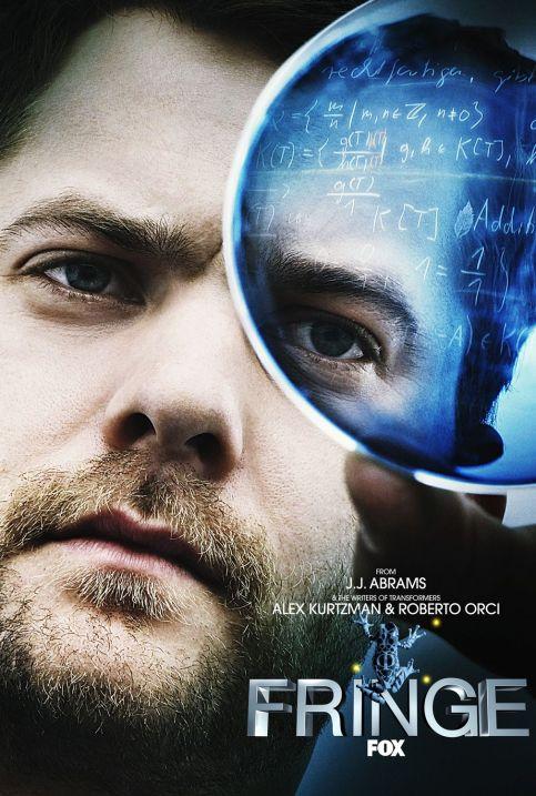 Fringe Season 2 TV show poster