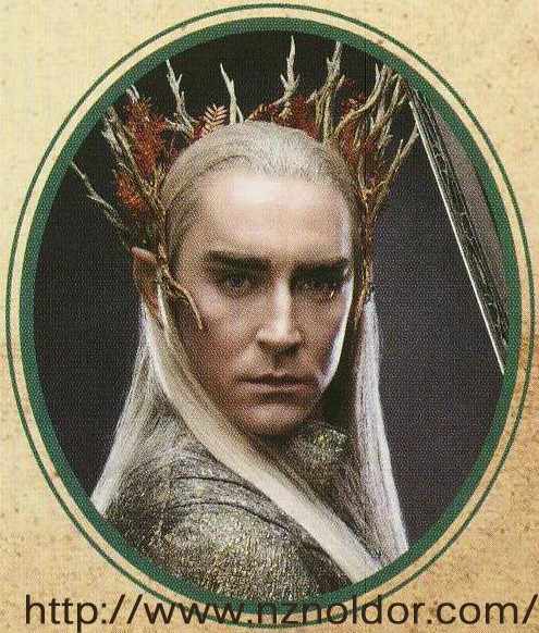 Lee Pace The Hobbit An Unexpected Journey