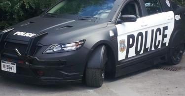 Police Car RoboCop