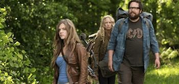 Zak Orth Anna Lise Phillips Tracy Spiridakos Revolution