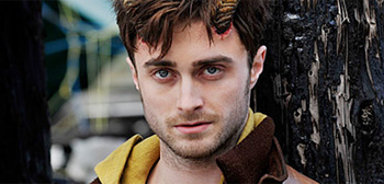 Daniel Radcliffe Horns