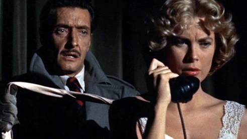 Grace Kelly Dial M for Murder