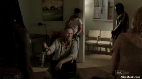 Michael Rooker The Walking Dead Walk with Me