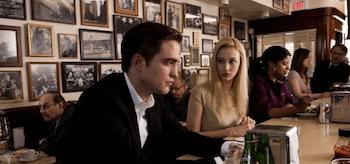 Sarah Gadon Robert Pattinson Cosmopolis