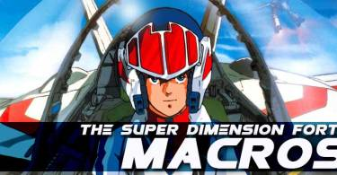 The Super Dimension Fortress Macross
