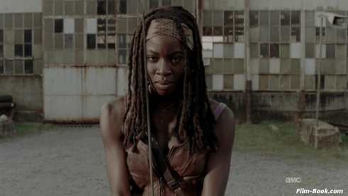 Danai Gurira The Walking Dead Say The Word