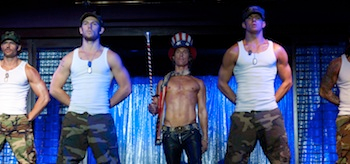 Matthew McConaughey Channing Tatum Joe Manganiello Magic Mike