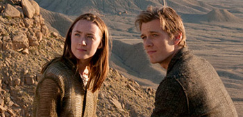 Saoirse Ronan Jake Abel The Host