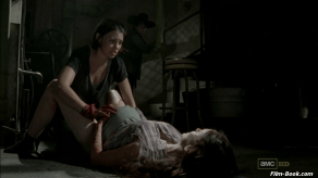 Sarah Wayne Callies Lauren Cohan The Walking Dead Killer Within