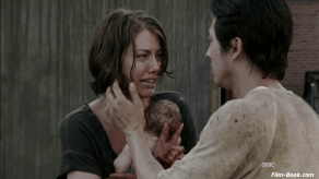 Steven Yeun Lauren Cohan The Walking Dead Killer Within