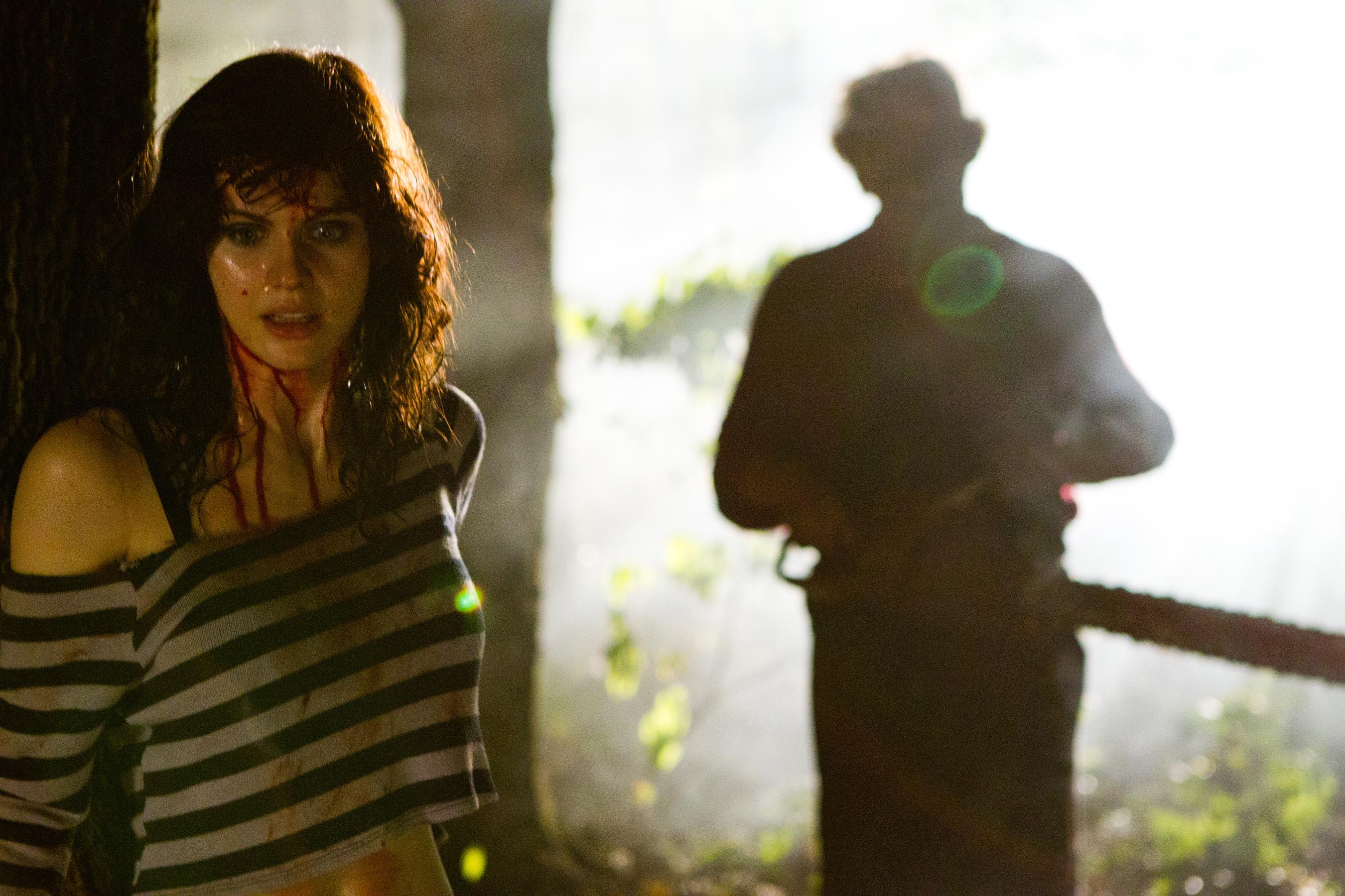 International cinema clips website 01 11 - Alexandra Daddario Leatherface Texas Chainsaw 3d