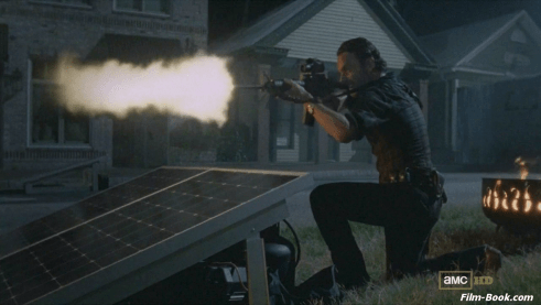 Andrew Lincoln The Walking Dead Made to Suffer
