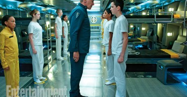 Asa Butterfield Harrison Ford Ender's Game? Entertainment Weekly