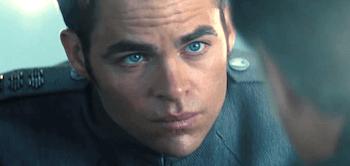 Chris Pine Star Trek into Darkness