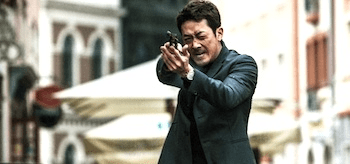 Ha Jeong-woo The Berlin File