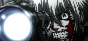 Hellsing Ultimate OVA Episode 10