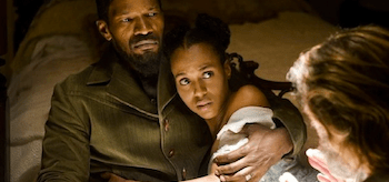Jamie Foxx Kerry Washington Django Unchained