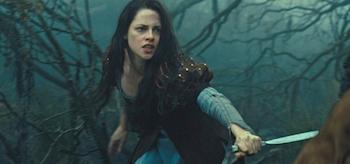 Kristen Stewart Snow White and the Huntsman