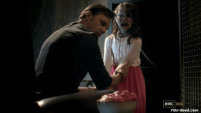 Kylie Szymanski David Morrissey The Walking Dead Made to Suffer