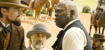 Leonardo DiCaprio Samuel L. Jackson Django Unchained