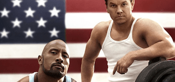 Mark Wahlberg Dwayne Johnson Pain and Gain