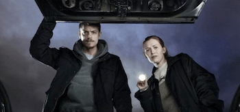 Mireille Enos Joel Kinnaman The Killing