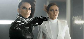 Liannet Borrego Shayna Nicole E'Orio Deus Ex Human Revolution
