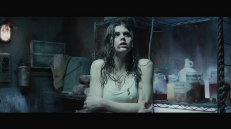 Alexandra Daddario breasts Bereavement
