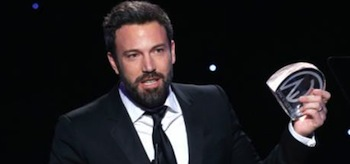 Ben Affleck Producers Guild of America Awards 2013