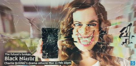 Black Mirror Season 2 TV Show poster