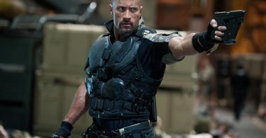 Dwayne Johnson GI Joe Retaliation