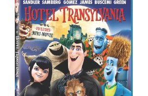 Hotel Transylvania Blu-ray