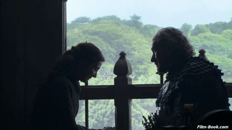 Michelle Fairley Clive Russell Game of Thrones