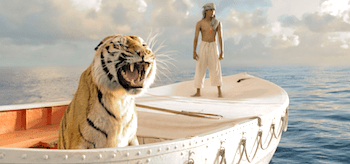 Suraj Sharma Life of Pi