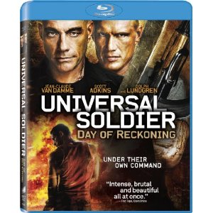 Universal Soldier Day Of Reckoning Bluray