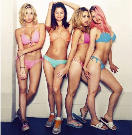 Vanessa Hudgens Selena Gomez Ashley Benson Rachel Korine Spring Breakers