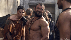 Barry Duffield Spartacus War of the Damned Men of Honor