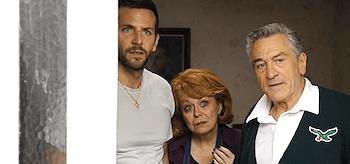 Bradley Cooper Robert De Niro Jacki Weaver Silver Linings Playbook