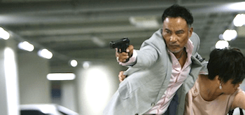 Simon Yam The Thieves