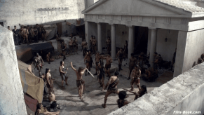 Training Camp Spartacus War of the Damned Men of Honor