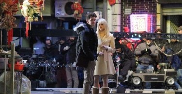 Andrew Garfield Emma Stone The Amazing Spider-Man 2