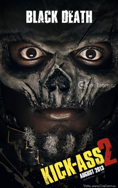 Daniel Kaluuya Black Death Kick-Ass 2 movie poster
