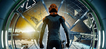 Enders Game Teaser Poster