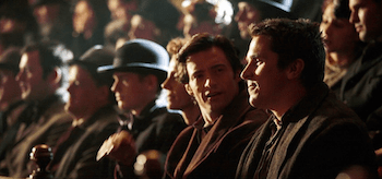Hugh Jackman Christian Bale The Prestige