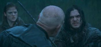 Kit Harington Rose Leslie Game of Thrones The Rains of Castamere